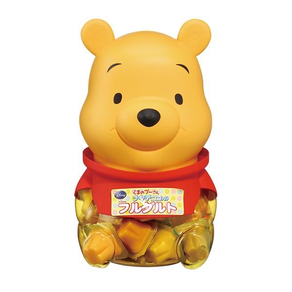 ★年節特選商品★盛香珍 小熊維尼-優酪果園綜合果凍桶580g/桶
