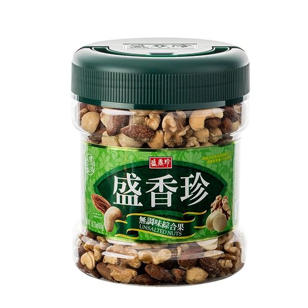 盛香珍 無調味綜合果禮桶460g(桶)