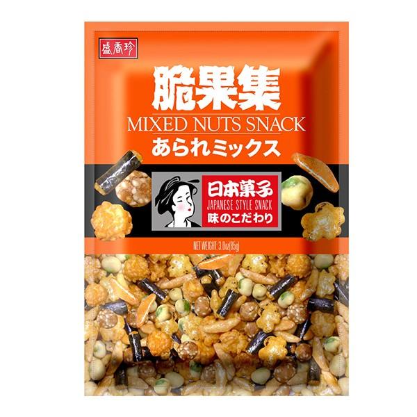 盛香珍 脆果集85gx10包入(箱)