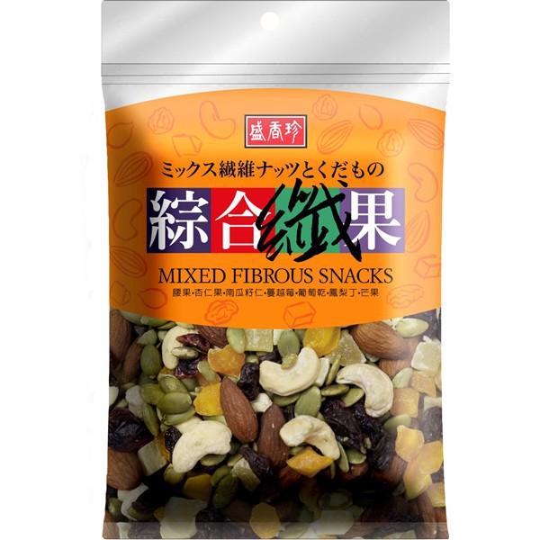 盛香珍 綜合纖果165gx10包入(箱)