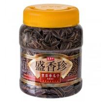 ★年節特選商品★盛香珍 豐葵香瓜子禮桶700g/桶(焦糖風味)-附提把