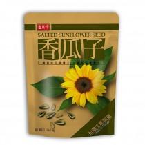 盛香珍 豐葵香瓜子-奶香原味210gX10包(箱)