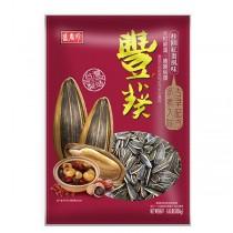 盛香珍 豐葵香瓜子-桂圓紅棗3KG量販包