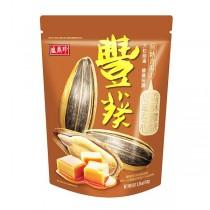 盛香珍 豐葵香瓜子-焦糖風味150gX10包(箱)