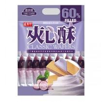 盛香珍 香芋夾心酥400g系列x5包(箱)