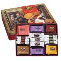 ★年節特選商品★盛香珍 糕餅舖禮盒520g/盒 - 附提袋