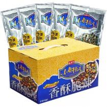 ★年節特選商品★盛香珍 小魚干花生禮盒 400g/盒-附提把