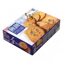 盛香珍 手製芝麻煎餅210gX10盒入(箱)
