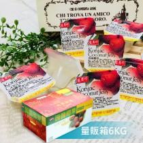盛香珍 蒟蒻椰果果凍(荔枝風味)6公斤量販箱(箱)