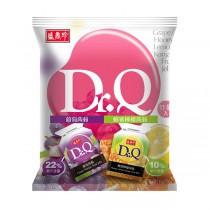 盛香珍 Dr.Q雙味蒟蒻果凍(葡萄+蜂蜜檸檬)210gx10包(箱)
