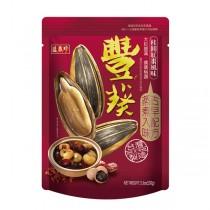 盛香珍 豐葵香瓜子-桂圓紅棗風味150gX10包(箱)