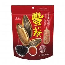 盛香珍 豐葵香瓜子(日月潭紅茶風味188g)x10包入(箱)